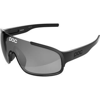 POC Crave, uranium black/Lens: grey - Sportbrille