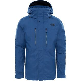 The North Face Mens Clement Triclimate Jacket, shady blue - Skijacke