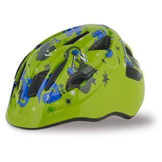 Specialized Mio, green/blue Dinos - Fahrradhelm