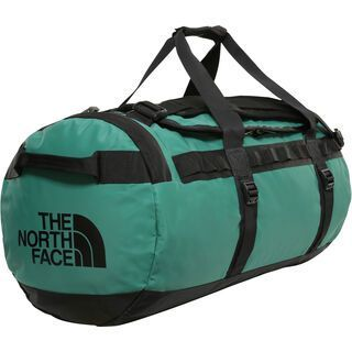 The North Face Base Camp Duffel - Medium, evergreen/tnf black - Reisetasche