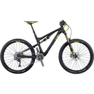 Scott Genius 700 Premium 2016, black/yellow - Mountainbike
