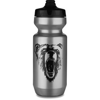 Specialized Purist Fixy Water Bottle 22 oz, silver/black - Trinkflasche