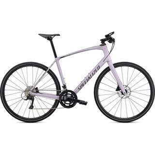 Specialized Sirrus 4.0 2020, uv lilac/black reflective - Fitnessbike