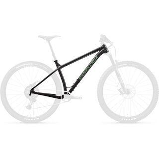Santa Cruz Chameleon AL Frameset 29 2020, black/green
