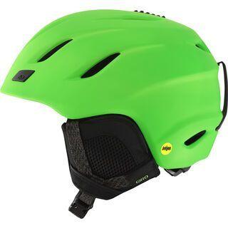 Giro Nine MIPS, matte bright green - Skihelm