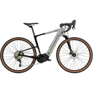 Cannondale Topstone Neo Carbon 3 Lefty grey 2021