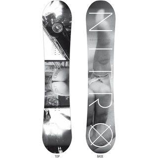 Nitro Team Gullwing Estevan Oriol Wide - Snowboard