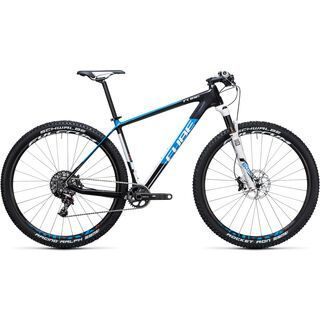 Cube Elite C:62 Race 29 2017, carbon´n´blue - Mountainbike