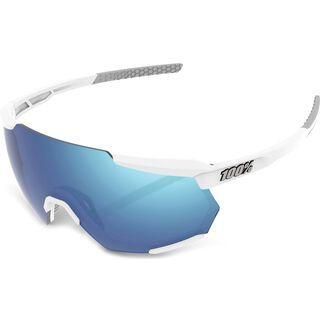 100% Racetrap - HiPER Blue ML Mir matte white