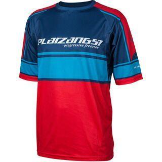 Platzangst Classic Jersey, blue - Radtrikot
