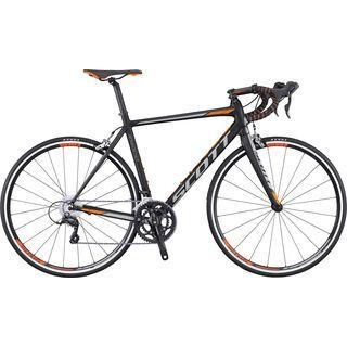 Scott Speedster 40 2016, black/orange/grey - Rennrad