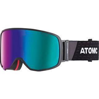 Atomic Revent L FDL HD, black/Lens: green stereo hd - Skibrille