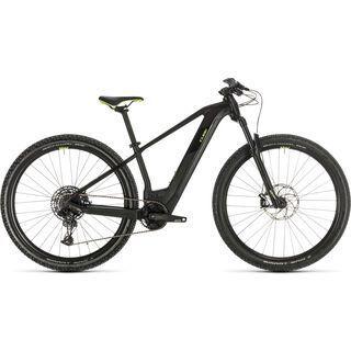 Cube Access Hybrid SL 29 2020, black´n´green - E-Bike