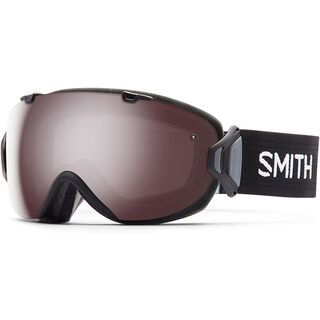 Smith I/Os + Spare Lens, black/ignitor mirror - Skibrille