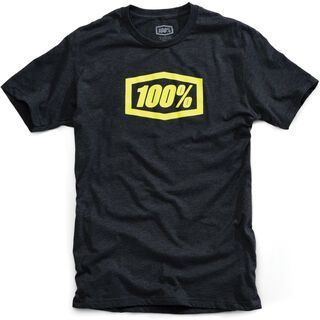 100% Essential T-Shirt, charcoal