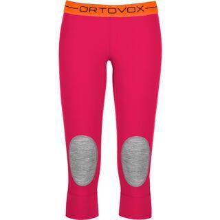 Ortovox Merino 185 Rock'n'Wool Short Pants, very berry - Unterhose