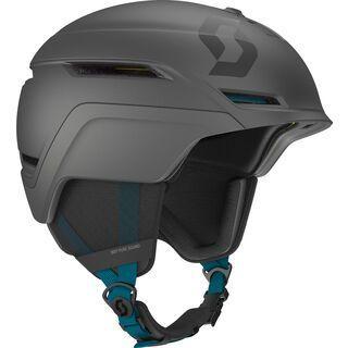 Scott Symbol 2 Plus, iron grey/blue - Skihelm