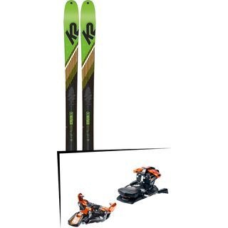 Set: K2 SKI Wayback 88 2019 + G3 Ion 12
