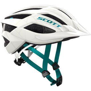 Scott Arx MTB, white gloss - Fahrradhelm