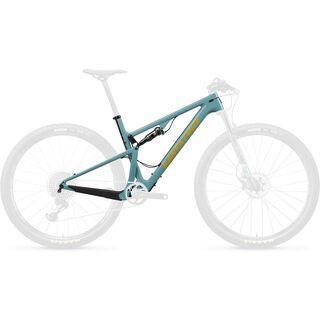Santa Cruz Blur CC X01 2020, aqua/yellow - Mountainbike
