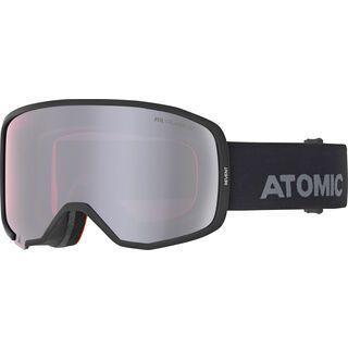 ***2. Wahl*** Atomic Revent, black/Lens: silver flash - Skibrille
