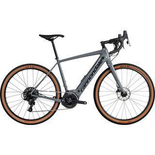 *** 2. Wahl *** Cannondale Synapse Neo SE 2019, stealth gray - E-Bike | Größe M // 49 cm