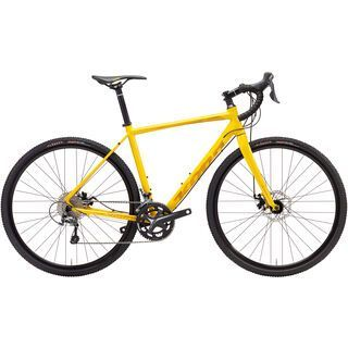 Kona Jake 2017, yellow/mustard - Crossrad