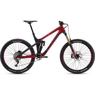 Rocky Mountain Slayer 790 MSL 2017, red/black - Mountainbike