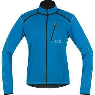 Gore Bike Wear Fusion Tool Windstopper SO Jacke, splash blue/black - Radjacke