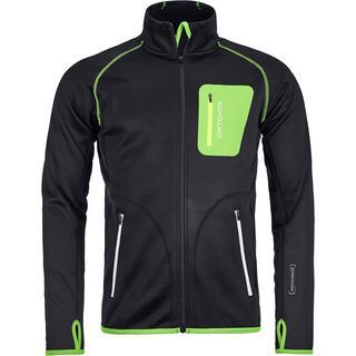 Ortovox Merino Fleece Jacket M, black raven - Fleecejacke
