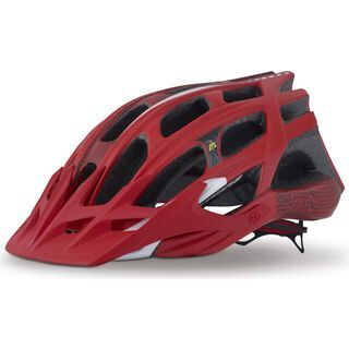 Specialized S3 MTB, Red - Fahrradhelm