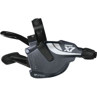 SRAM X7 Trigger - 10-fach, grau - Schalthebel