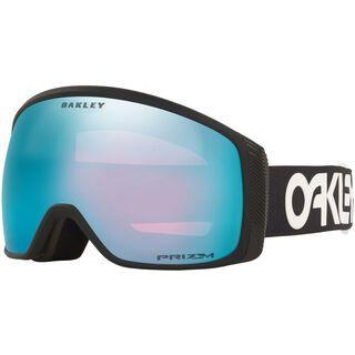 Oakley Flight Tracker XM Prizm Factory Pilot, black/Lens: sapphire iridium - Skibrille