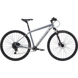 Cannondale Quick CX 2 2018, charcoal gray/silver - Fitnessbike