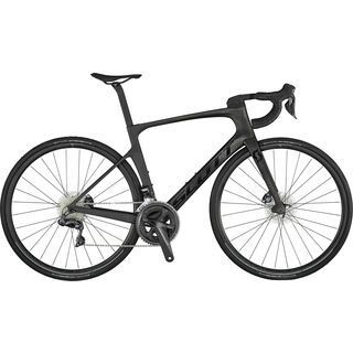Scott Foil 20 carbon black/black 2021