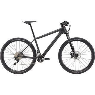 Cannondale F-SI Carbon 4 27.5 2016, black/silver - Mountainbike