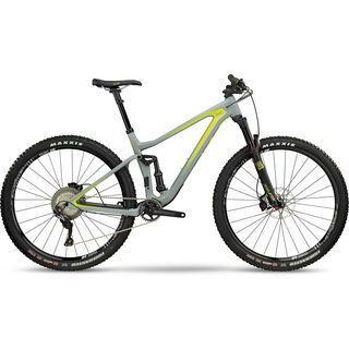 BMC Speedfox 02 Three 27.5 2018, grey yellow - Mountainbike