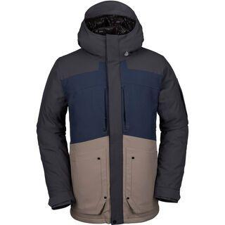 Volcom Scortch Ins Jacket, navy - Snowboardjacke