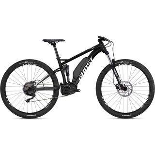 Ghost Hybride Kato FS S3.9 AL 2019, black/white - E-Bike