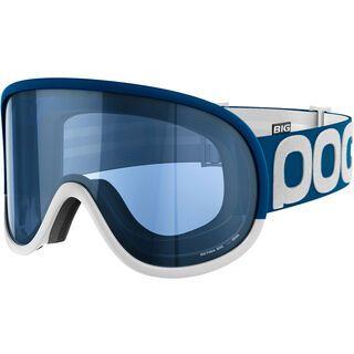 POC Retina BIG Flow, lead blue/Lens: blue - MX Brille