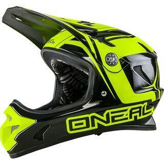 ONeal Spark Fidlock DH Helmet Steel, neon yellow - Fahrradhelm