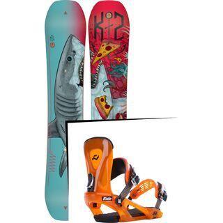 Set: K2 WWW 2016 + Ride KX (1178191S)