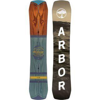 Arbor Westmark Rocker Mid Wide 2017 - Snowboard