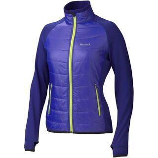 Marmot Womens Variant Jacket, Electric Blue/Midnight Purple - Jacke