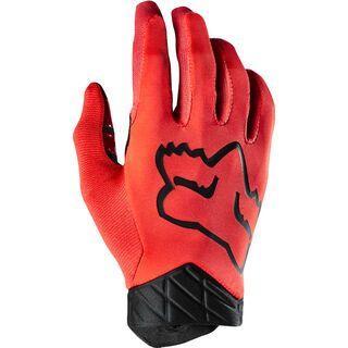 Fox Flexair Glove, orange crush - Fahrradhandschuhe