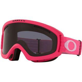 Oakley O Frame 2.0 Pro Youth + WS, rubine lavender/Lens: dark grey - Skibrille