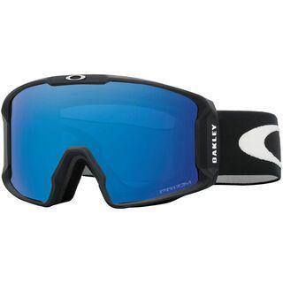 Oakley Line Miner Prizm, matte black/Lens: sapphire iridium - Skibrille