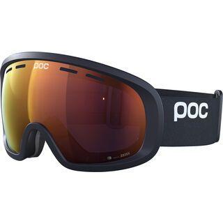 POC Fovea Mid Clarity Spektris Orange uranium black