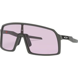 Oakley Sutro Prizm, matte dark grey/Lens: prizm low light - Sportbrille