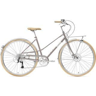 Creme Cycles Caferacer Lady Solo Disc 2020, flat cafe - Cityrad